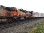 BNSF 3138/CN 7507