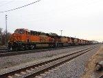 BNSF 4227 H-LAUNTW