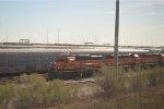 BNSF Yard Power