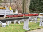 G-Scale railroad