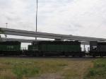 BNSF 6318