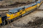 UP 3651 | EMD SD9043MAC | CN Memphis Subdivision