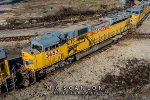 UP 3653 | EMD SD9043MAC | CN Memphis Subdivision