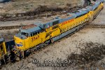 UP 3547 | EMD SD9043MAC | CN Memphis Subdivision