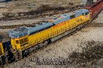 UP 3563 | EMD SD9043MAC | CN Memphis Subdivision