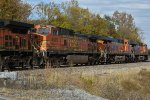 BNSF 4575 Roster.