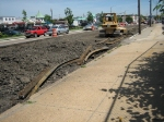 Trolley Track Removal V