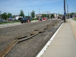 Trolley Track Removal I