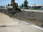 Trolley Track Removal III