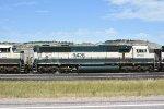 BNSF 9428 Roster shot.