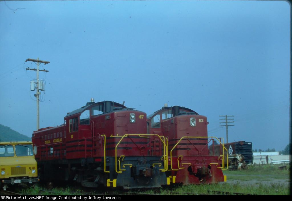 TCRR 47