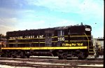 Seaboard Coast Line 966