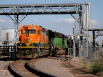 BNSF 2105 & BNSF 3156