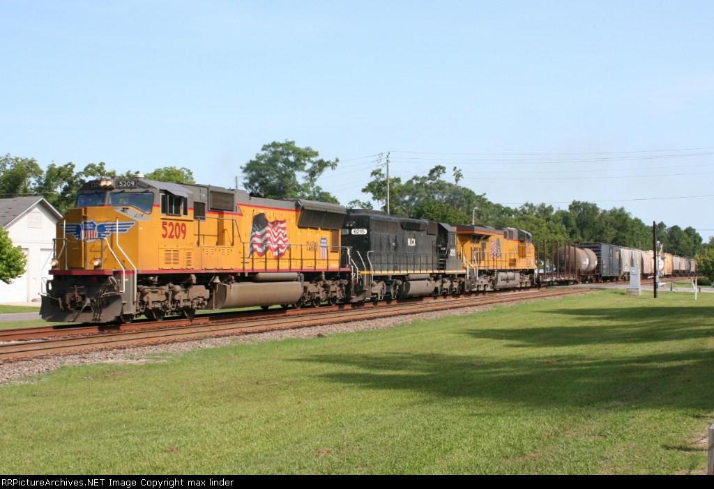 UP 5029