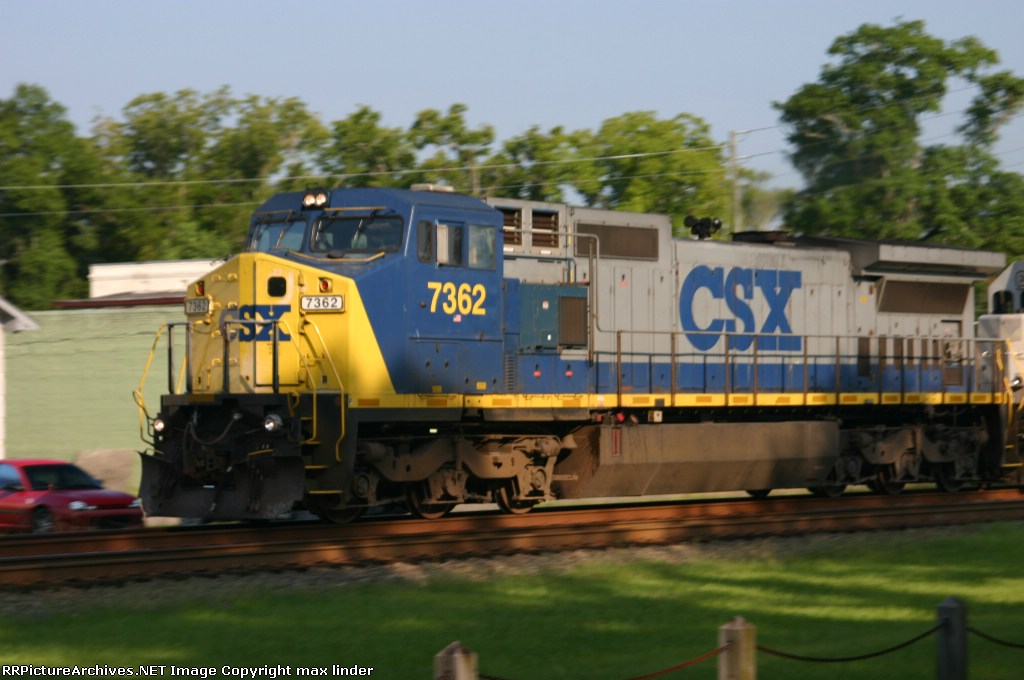 CSX 7362