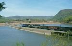 UCR coal train northbound