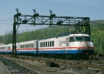 Amtrak Turbo eastbound