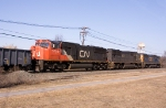 Q410 with CN and IC power