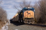 CSX 4780 leads S409 south