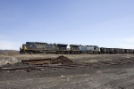 CSX 123 on next to last Tompkins cove coal train.