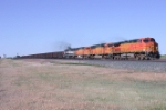 NB empty coal train heading for more PRB coal