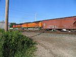 BNSF 1102 & 579