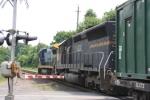 Trailing Engine On K208