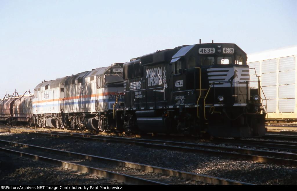 Norfolk Southern 4639