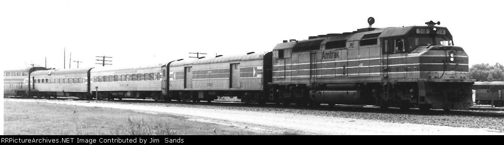 AMTK 518 in 1979