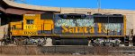 BNSF 167