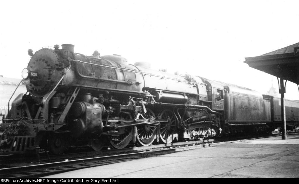 NYC 6-4-6 #5296 - New York Central