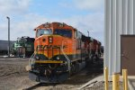 BNSF 284 with 3020