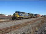 CSX 522 and 238