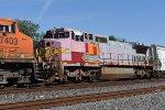 BNSF 881 going to Longview for scrap