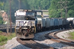 155 (with 218 and 159s power) meets 338 at Yadkin River