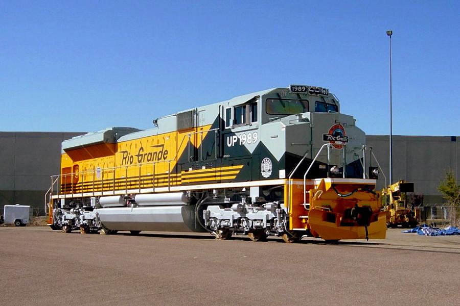 Denver and Rio Grande Western Heritage Unit