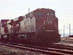 E/B CP 8723/8846 Inter-modal train from Roberts Bank yard