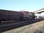 W/B Coal train into Roberts Bank with CP 8136/8949 as mid and trailing DPUs