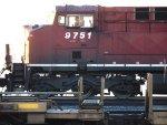 Mid train DPU CP 9751