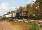 K650 glides north thru Sharpesburg