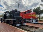 Recent Southern California Railway Museum fresh restorations