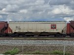 BNSF 487836 Chicago Burlington & Quincy Heritage hopper