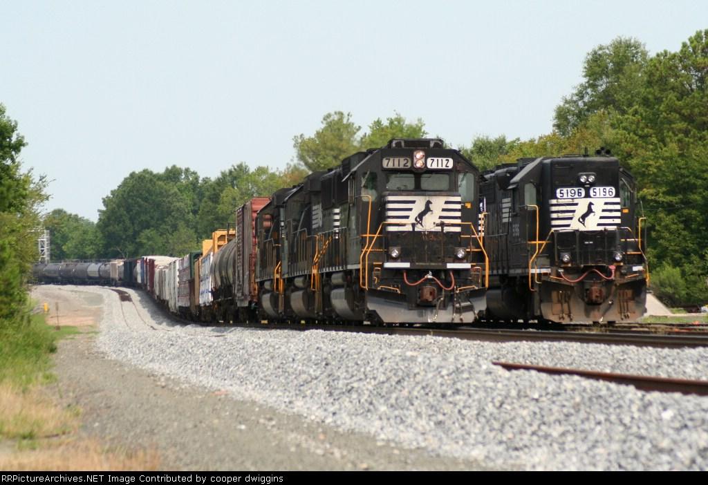 350 by the Durham yard job power