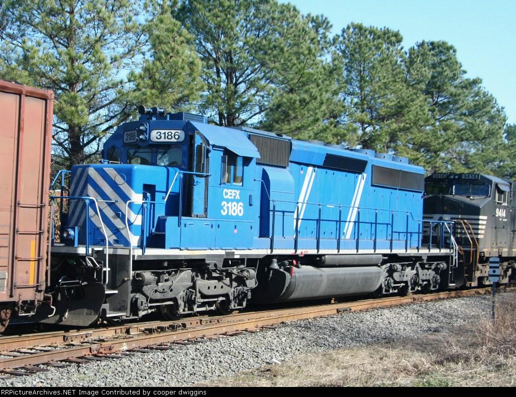 CEFX3186 on 350