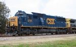 Fresh YN3 on original CSX SD60