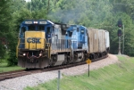 F741 sputters into Cary