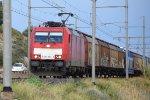 186 334 - Euro Cargo Rail