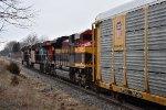 CN 3852 & KCS 4134