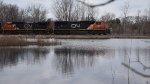 CN 5745 & CN 2146