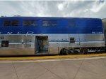Amtrak Pacific Surfliner Coach Car #6402